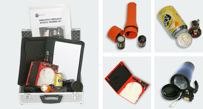 Concealed-Devices-Training-Kit