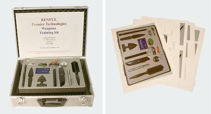 Weapons-Training-Kit