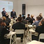 Dias de portas abertas de Renful Premier Technologies na Argentina Buenos Aires para a Policía de Seguridad Aeroportuaria (PSA)